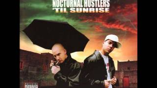 Nocturnal Hustlers - Green Champagne