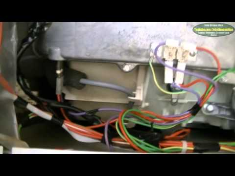 How To Fix Error Code Fault Code E11 On A Hoover WDYN 9666PG VOH W964 Washing Machine