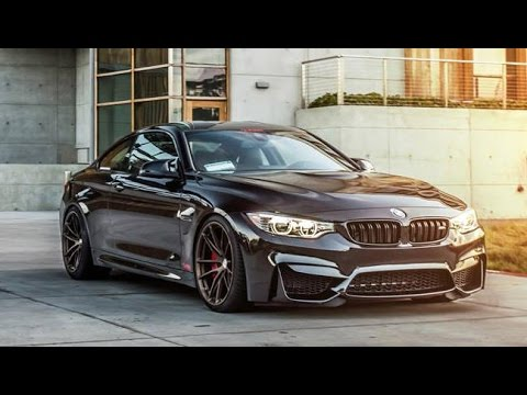 M4 Sport Bmw >> BMW M4 Black | Music Deep In The Night | - YouTube