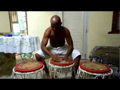 Cuban Percussion Master Joaquin Pozo