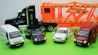 Машинки - мультики про машинки Учим модели машин(Развивающий мультик для детей про автовоз - эвакуатор. В нем ваш малыш увидит не только работу автовоза..., 2014-12-08T09:36:55.000Z)