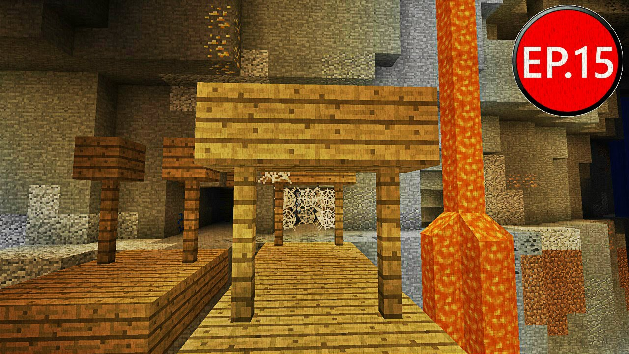 how to find abandoned mine shafts in minecraft ps3