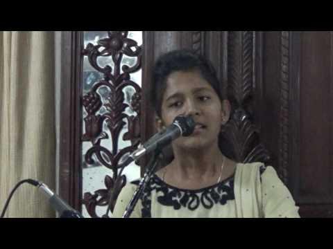 Se ta Bhakata Bhabare Bandha re........by Sefalika Anand