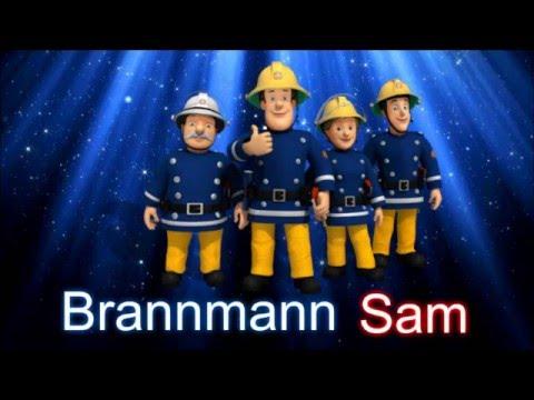 Brannmann Sam Sang Norsk