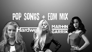 [2017] EDM Mix of Lady Gaga, Zara Larsson and Katy Perry with Hardwell, Martin Garrix and others