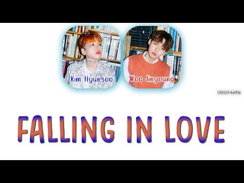 WOO JIN YOUNG(우진영), KIM HYUN SOO(김현수) _ Falling In Love(설레고 난리) | Han, Rom, Eng [Color Coded Lyrics]