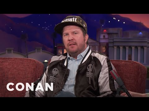 A Black Widow Spider Bit Nick Swardson In His Bed   CONAN on TBS