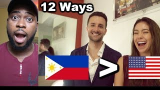 12 Things The PHILIPPINES Does BETTER Than AMERICA