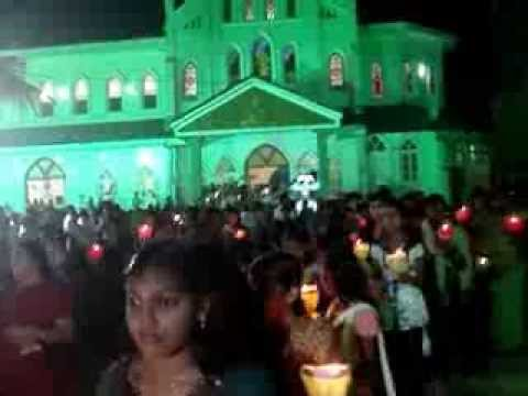 ST FRANCIS XAVIER CHURCH, ALUVA Video By HYGNES JOY PAVANA On 7th Dec , 2013  MOV00030