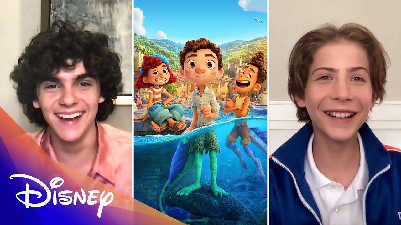 The Ultimate Luca Challenge   Disney