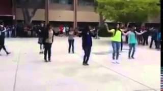 #بنات في #أمريكا بيرقصوا على #بشرة_خير في لوس أنجلوس