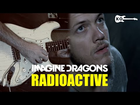 Imagine Dragons - Radioactive - Electric Guitar Cover by Kfir Ochaion