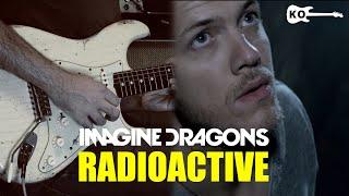 Imagine Dragons - Radioactive - Electric Guitar Cover by Kfir Ochaion