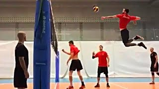 MONSTER Volleyball 3-rd Meter Spikes (HD) #3