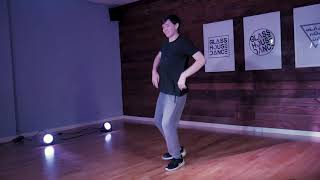 Glass House Dance: Hip Hop Example