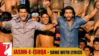 Lyrical: Jashn-e-Ishqa Song with Lyrics | Gunday | Ranveer Singh | Arjun Kapoor  …
