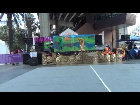 Myanmar Food and Cultural Fair - Sydney, Ramayana Play
