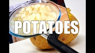 STOP!!! How to prepare Potatoes From Chef Ricardo Cooking Shows