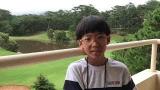 필리핀 영어캠프[유니온국제학교 영어캠프 학생 인터뷰]초…