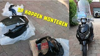 PROJECT PIAGGIO ZIP #5!!! | SP KAPPENSET MONTEREN!!!!