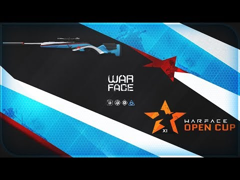 OPEN CUP WARFACE #8 STEYR SCOUT
