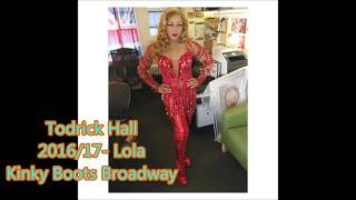 Kinky Boots: Todrick Hall - Land of Lola