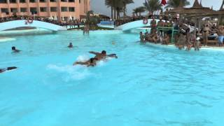 Hurghada хургада бич альбатрос ресорт игры на воде(I created this video with the YouTube Video Editor (http://www.youtube.com/editor), 2013-01-08T19:42:53.000Z)