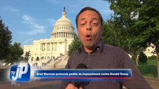TV JP #17 - Impeachment contra Trump é protocolado; Detentas pintam escolas em Piracicaba