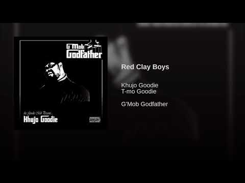 """Khujo Goodie feat. Tmo Goodie : """"Red Clay Boys""""  G'Mob God Father"""