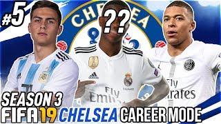 Baixar FIFA 19 CHELSEA CAREER MODE S3 #5 - NEW BRAZILIAN STAR JOINS!!!