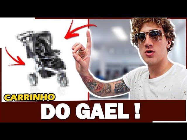 O PRIMEIRO CARRINHO DO MEU FILHO!