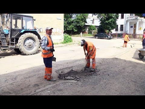 У Коломиї ремонтують дороги