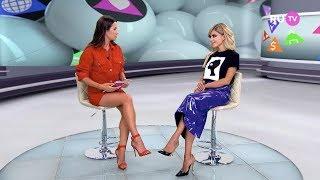 Белла Потемкина в прямом эфире программы ТЕМА на RU.TV