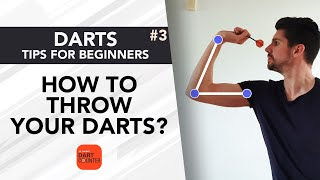How To Throw Y๐ur Darts? | Darts Tips for Beginners #3