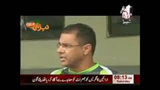 Tezabi Totay 2016   Waqar younis Interview pakistan cricket team bad performance in Punjabi dubbed