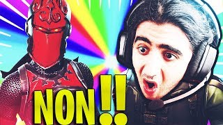 🔴NEW SKIN 'CRITERIA' and CHEVALERESSE RED de RETOUR!! FORTNITE ME CASSE THE C-Cs!!