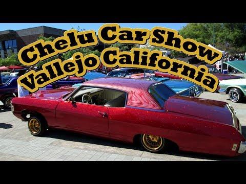 CHELU VALLEJO CAR SHOW 2017
