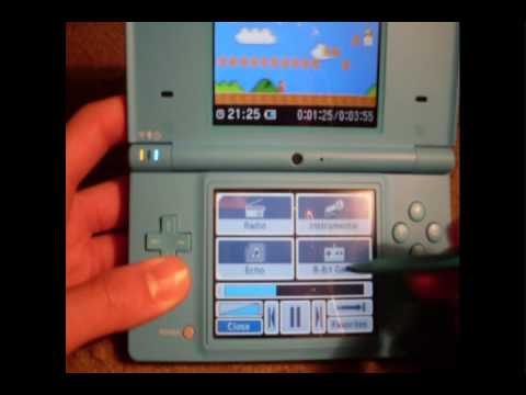 watch sex vids on nintendo dsi