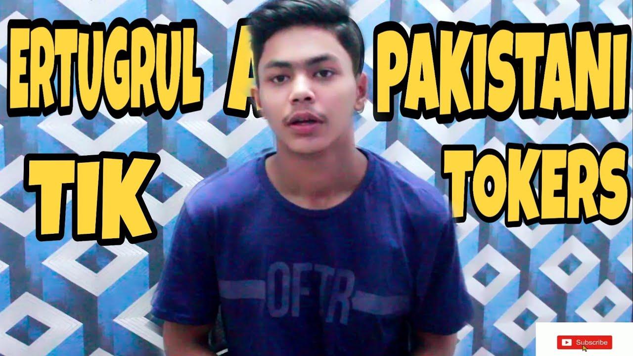 Ertugul Ghazi Aur TikTokers | Roasting Usman Nasim Tik Tok Star | Hasan Nanji