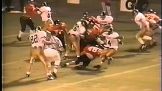Athens Golden Eagles 1999 (2 Game Highlights) Philip Rivers High School Footage #17