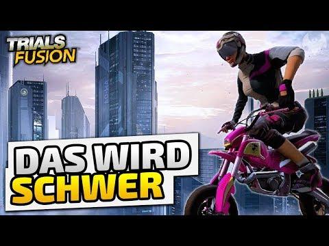 Das wird schwer - ♠ Trials Fusion WM ♠ - Deutsch German - Dhalucard