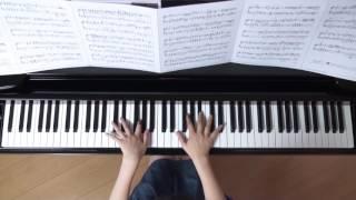 使用楽譜;ぷりんと楽譜・上級、 2016年6月26日 録画.