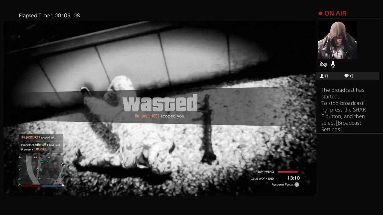 Killing Join my session if Your a friend gta 5 Online