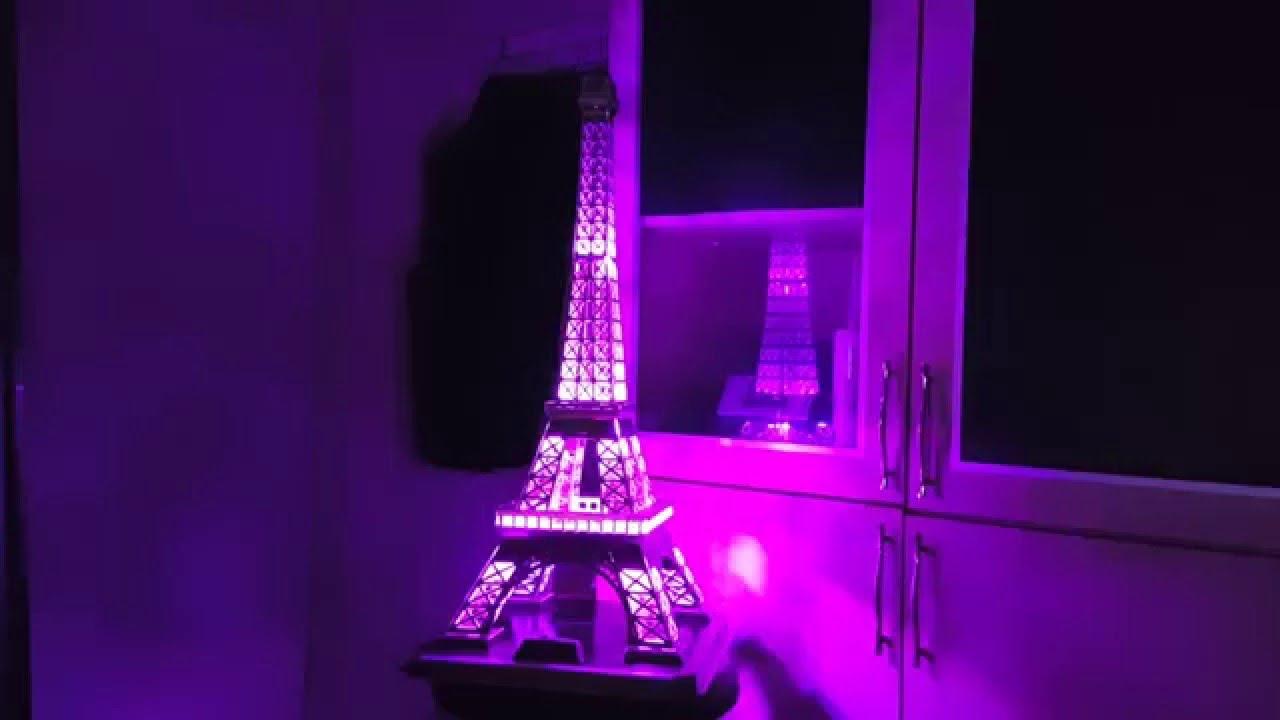Cubicfun 3d Puzzle Eiffel Towers Youtube