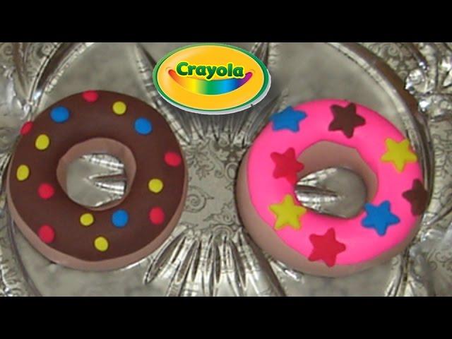 Crayola Model Magic Donuts YouTube