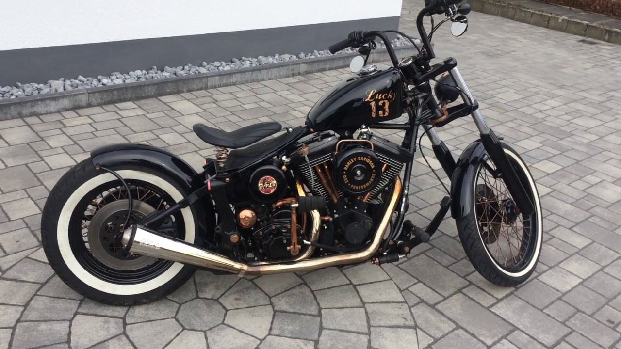 1998 Harley Davidson Evo Bobber