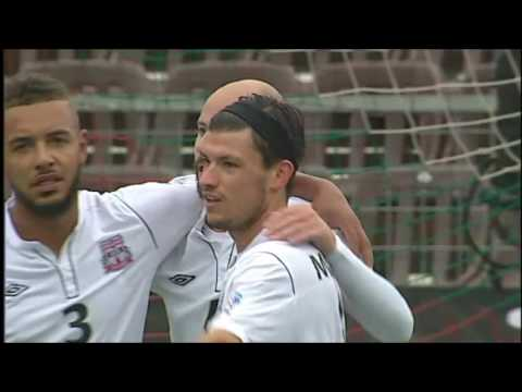 EMF EURO 2016 - Group F Round 1 - England vs Cyprus (4:1) - Full Match