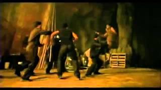 اجمل الحركات القتالية مع اغنية راب فرنسية
