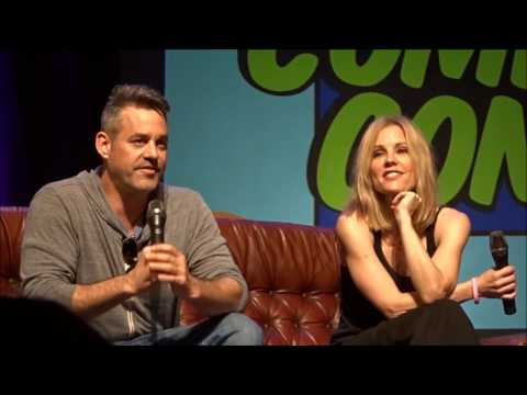 Wales Comic Con 2017 Part One - Buffy the Vampire Slayer Panel