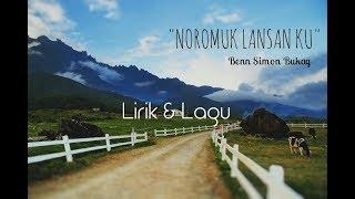 DUSUN SONG(sabah) Benn Simon Bukag -  Noromuk Lansan Ku With Full Lyric Popular fan sub